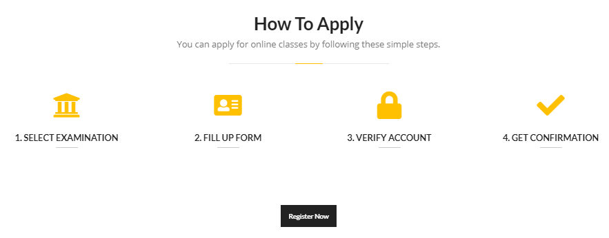 UP How to Apply