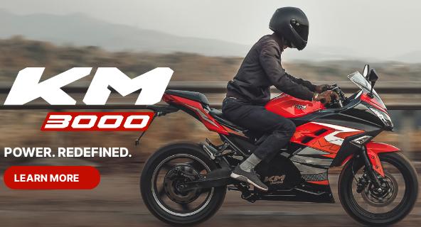 KM3000 Bike Online Booking