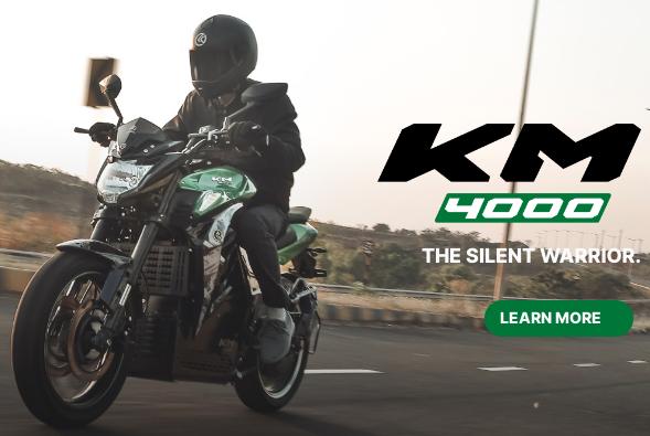 KM4000 Bike Online Booking