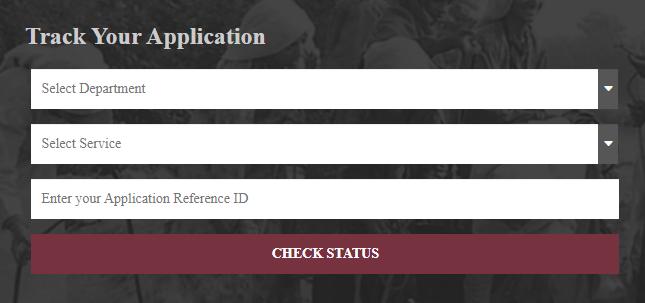 Manohar Jyoti Scheme Application Form Track