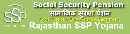 Rajasthan Social Security Pension Yojana