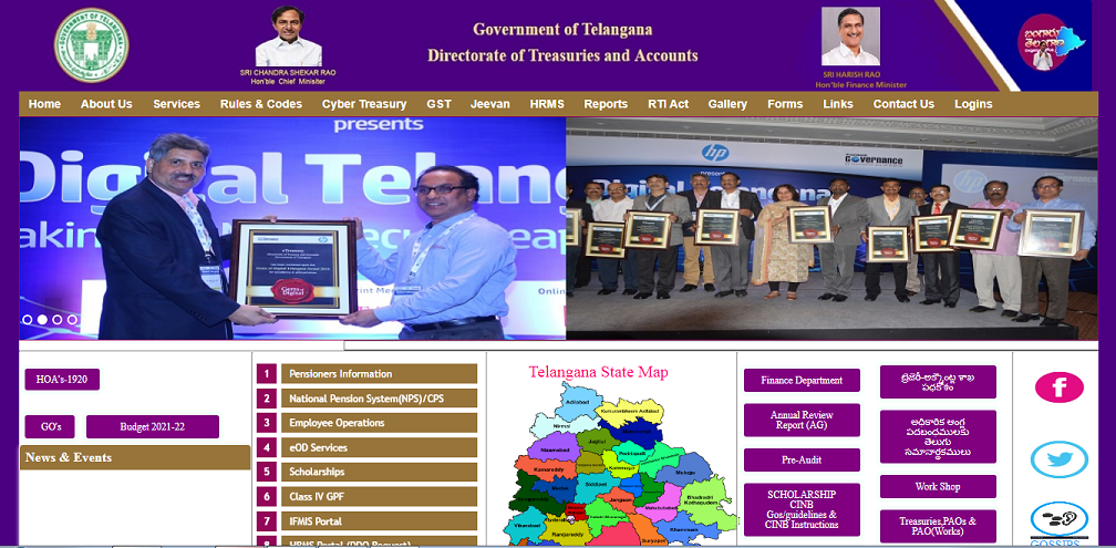 Telangana Rythu Bandhu Status