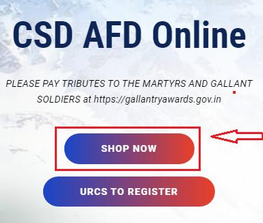 CSD AFD Portal